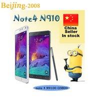 5. 7 Inch Note 4 N9100 G9800 Unlock phone MTK6582 Quad core 8...