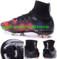 2015 CR7 FG Soccer Shoes, Cheap metallic silve HyperTurqblack...