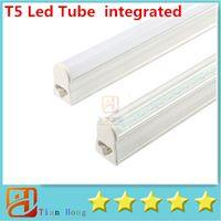 8 ft LED tube T5 Cree LED Fluorescent Tubes SMD2835 Integrat...