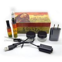 Bob Marley Vaporizer dry herbal kit VS snoop dogg pen Hebe T...