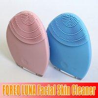 Facial Skin Cleaner- Luna FOREO LUNA Ultra Sonic Facial Clean...