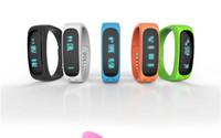 SmartWrist E02 Sport Bracelet Bluetooth Waterproof WristWatc...