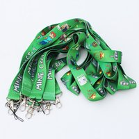 MineCraft Mobile Phone lanyard Key Chain Neck Strap Party Gi...