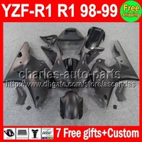 7gifts+ Body For YAMAHA YZFR1 98- 99 YZF R1 YZF1000 98 99 Flat...