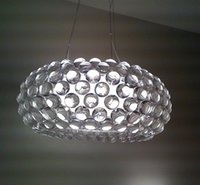 New Dia. 50cm Foscarini Caboche Acrylic Ball Pendant Lamp Lig...