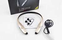 HBS 900 HBS-900 Wireless Sport Neckband Casque intra-auriculaire Bluetooth casque écouteurs stéréo Casques Pour LG HBS-900 iphone Samsung US01