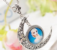 Brand Fashion Jewelry Choker Necklace Glass Lovely Pendant S...