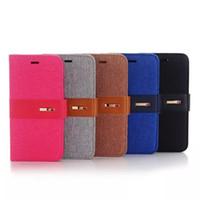 Housse en cuir cowboy en cuir iphone 6splus / 6plus iphone6 / 6s 6plus / 6s plus étui pour téléphone portable