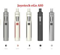 100% Batterie d'origine Joyetech eGo AIO Starter Kits 2ml Réservoir 1500mAh eGo AIO Revolutional Anti-fuite du réservoir vs eGo ONE Subovd Mega