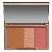 Hot Flushed Blush Highlighters Soft Matte Bronzer 3 in 1 Bra...