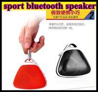 triangle sport Bluetooth Speaker Wireless hand free FM TF Ca...