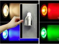 perfect 2. 4g e27   gu10 spotlights high brightness rgbw wifi...