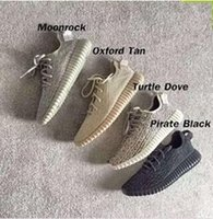2016 3 colors Kanye West Yeezy 350 Boost Low Turtle Dove Gre...