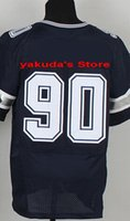 2015 New Player blue Elite Jersey, Wholesalers Customized Var...