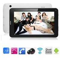 7inch 2G GSM tablet Phone call Dual Core Dual camera Allwinn...