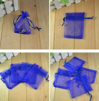 Multicolor wedding Bags Gift bag Candy bag Organza Jewelry G...