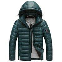 high quality men' s winter coats brand designer Waterpro...