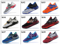 New Basketball Shoes Kevin Durant KD 7 VII Sneakers Sports S...