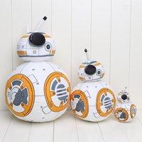 10cm 20cm 30cm Star Wars 7 Plush doll The Force Awakens BB- 8...