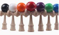Hot selling Big size 19*6cm Kendama Ball Japanese Traditiona...