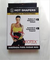 50pcs HOT SALE top quiality Hot Shapers Slimming Waist Shape...