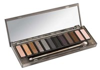 High Quality Nude Smoky Eyeshadow Palette with brush Makeup ...