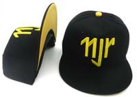2015 Neymar JR Brazil Brasil Baseball Soccer Caps NJR Baseba...