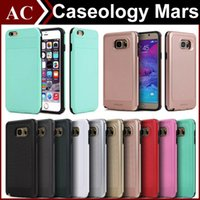 Caseology Mars Wars Hard PC TPU Hybrid Case For iPhone 5 5S ...