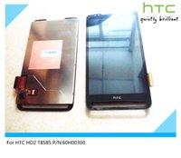 Gros-original pour HTC HD2 T8585 P / N: 60H00300 LCD Plein écran + écran tactile Digitizer livraison gratuite