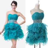 2015 Actual Image Fashionable Ball Cocktail Dresses Sweethea...