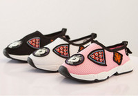 3 Color boy Girls Cartoon screen cloth Casual shoes 2015 new...