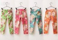 Baby girl kids dress tutu skirt matching rose flower Jeans p...