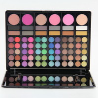 Professional 78 Colors Eyeshadow Eye Shadow Palette Cosmetic...