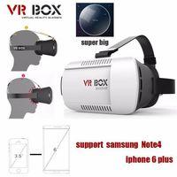 Head- mounted VR 3D Glasses Google Cardboard Version Virtual ...