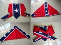 confederados bandanas bandeira rebelde da bandeira impressão bandana / bandana bandanas para adultos livre 60PS de envio / lot 0383