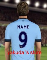 Customize Club Home 2014 2015 jersey, Editing Name, Number a...