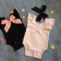 INS Hot Summer Cotton Toddler Infants Bodysuits Hooded Rompe...