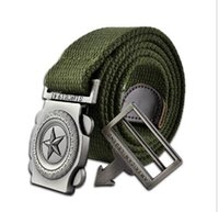 Hot sales Military Belt MAX 140CM brand designer Men' s ...