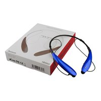 HBS- 800 HBS800 Wireless Bluetooth Stereo Headset Earphone Wi...