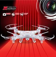 SYMA X5C 2MP HD FPV Caméra 2.4 GHz 4CH 6Axis RC Hélicoptère Quadricoptère Gyro 2 GO Carte TF RM475