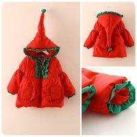 New Arrivals Christmas Clothes Children Jackets Brand Girls ...