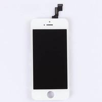AAA Qualtiy LCD Screen Display Touch Assemblée complète Digitizer pour iPhone 5 iphone réparation 5C pièces de rechange DHL gratuit