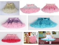 NEW ARRIVAL baby girl infant toddler newborn pettiskirt tutu...
