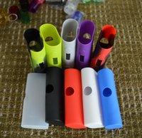 2016 Силиконовый чехол Subox Мини кремния сумка красочный резиновый рукав Защитный чехол силикагеля кожи для Kanger subox мини 50w коробка моделирование DHL освобождает