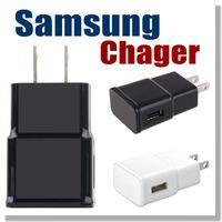 OEM Samsung S6 Adaptateur secteur universel Chargeur de batterie universel 5V 2A / 5V 1A dans un port usb mur chargeurs travel AC Adapters