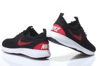 2015 Latest Black- Red Mens NIKE ROSHE RUN Shoes 9 colors Mes...