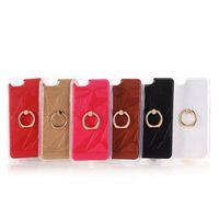 Étui iphone6 / 6s 6plus / 6s de téléphone portable de texture 6splus / 6plus de gemme plus la caisse de téléphone portable