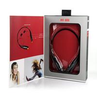 TONE Colorful HV800 HV-800 Electronical Sport stéréo sans fil Bluetooth HV 800 écouteurs écouteurs pour Iphone 4 5 5s 5c LG samsung