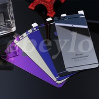 Colorful Crystal Tempered Glass Screen Protector Explosion P...