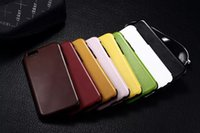 "PU Leather Case TPU Back Cover 2in1 Shell for 4. 7"" 5. 5&..."